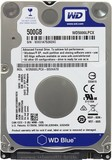 "Жесткий диск HDD 2.5"" SATA  500GB WD Blue 5400rpm 16MB (WD5000LPCX)"