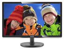 "Монитор Philips 19.5"" 206V6QSB6/62 AH-IPS Black"