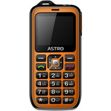 Astro B200 RX Dual Sim Black/Orange