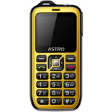 Astro B200 RX Dual Sim Black/Yellow