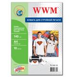 Термотрансфер WWM (TL140.10)