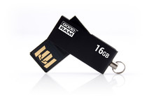 USB 16GB GOODRAM UCU2 (Cube) Black (UCU2-0160K0R11)