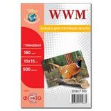 Фотобумага WWM (G180.F500)