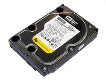 Жесткий диск HDD SATA  500GB WD RE3 7200rpm 16МB (WD5002ABYS)  гар. 12 мес.