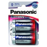 Батарейка Panasonic Everyday Power D/LR20 BL 2 шт
