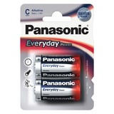 Батарейка Panasonic Everyday Power C/LR14 BL 2 шт