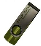 Флеш-накопитель USB 16Gb Team Color Turn Green