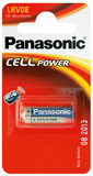 Батарейка Panasonic Cell Power LRV08 BL 1 шт