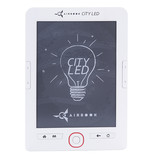Электронная книга AirBook City LED Grey