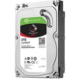 Жесткий диск HDD SATA 2.0TB Seagate IronWolf NAS 5900rpm 64MB (ST2000VN004)