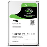 Жесткий диск HDD SATA 6.0TB Seagate BarraCuda Pro 7200rpm 256MB (ST6000DM004)
