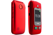 Sigma Mobile Comfort 50 Shell Dual Sim Black-Red