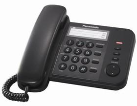 Проводной телефон Panasonic KX-TS2352UAB Black