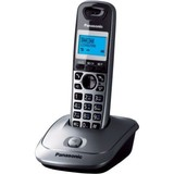 Радиотелефон DECT Panasonic KX-TG2511UAM Metalic
