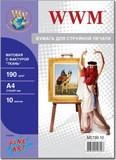"""Фотобумага WWM Fine Art """"Ткань"""" (MC190.10)"""
