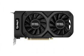 Видеокарта GF GTX 1050Ti 4GB GDDR5 Dual OC Palit (NE5105TS18G1-1071D)